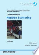 Neutron Scattering Book PDF