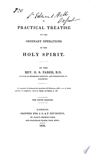 A+practical+treatise+on+the+ordinary+operations+of+the+Holy+Spirit