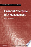 Financial Enterprise Risk Management Book