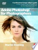 Adobe Photoshop CS4 for Photographers