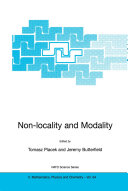 Non locality and Modality