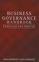 Business Governance Handbook