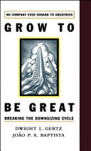Grow to be Great