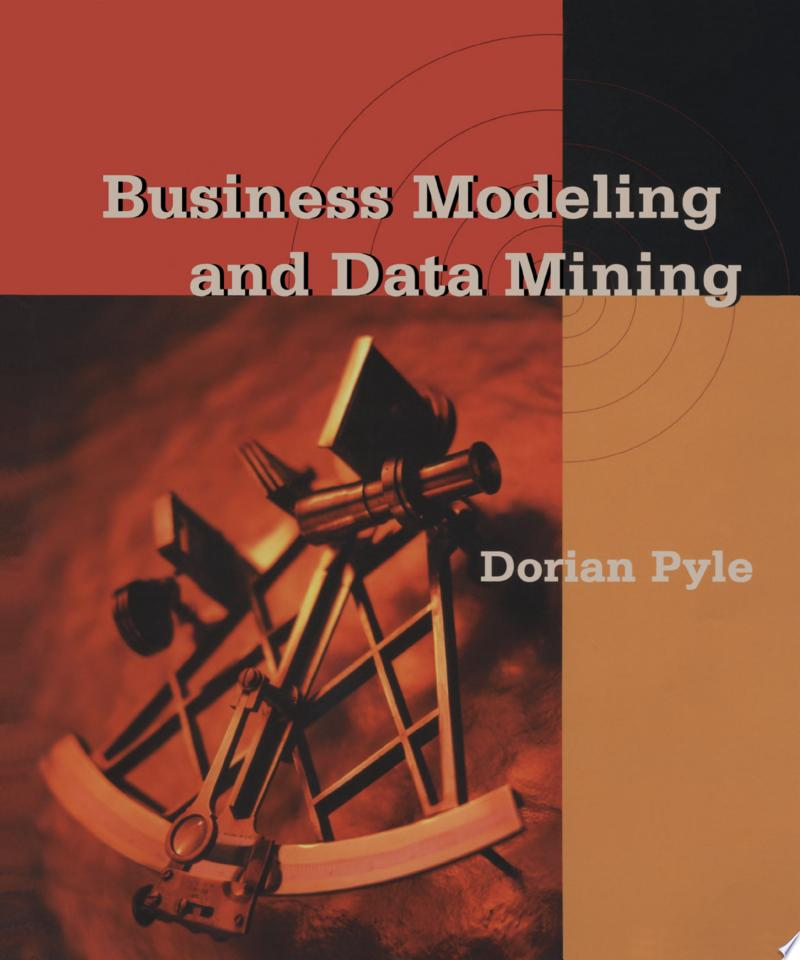 Business Modeling and Data Mining banner backdrop