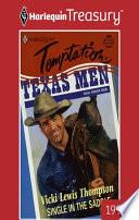 Single In The Saddle Book PDF