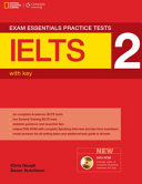 Cover of Exam Essentials IELTS Practice Test 2 with Keyey