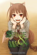 Spice and Wolf  Vol  5  light novel