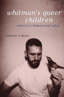 Whitman s Queer Children