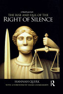 The Rise and Fall of the Right of Silence Pdf/ePub eBook