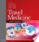 Travel Medicine E Book Book PDF