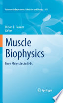 Muscle Biophysics Book PDF
