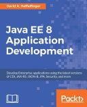 Java EE 8 Application Development