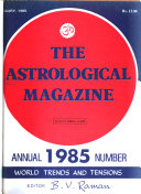 Astrological Magazine