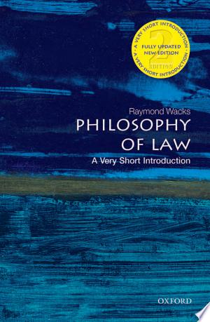 Download Philosophy of Law Free Books - Dlebooks.net