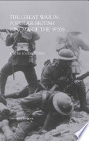 The Great War in Popular British Cinema of the 1920s