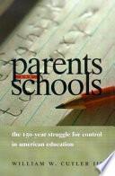 Parents and Schools
