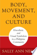Body  Movement  and Culture