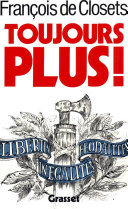 Toujours plus ! Pdf/ePub eBook