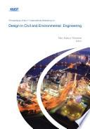 Proceedings Of The 1st International Workshop On Design In Civil And Environmental Engineering Book PDF