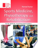 Sports Medicine  Physiotherapy and Rehabilitation