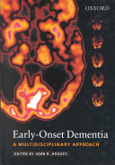 Early onset Dementia Book