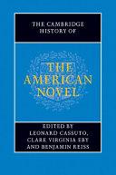 The Cambridge History of the American Novel