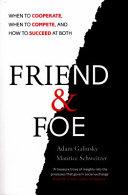 Friend Foe [Pdf/ePub] eBook