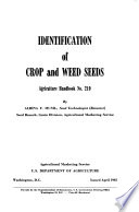 Identification of Crop and Weed Seeds