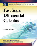 Fast Start Differential Calculus