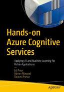 Hands on Azure Cognitive Services