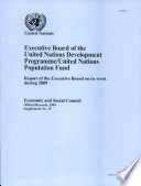 Executive Board of the United Nations Development Programme/United Nations Population Fund