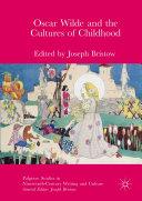 Oscar Wilde and the Cultures of Childhood [Pdf/ePub] eBook