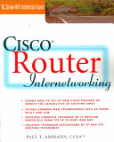 Cisco Router Internetworking