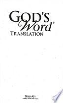 God's Word Handi-Size (Ministry Edition)