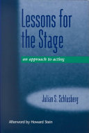Lessons for the Stage