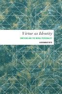 Virtue as Identity Pdf/ePub eBook