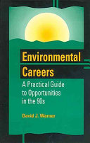 Environmental Careers