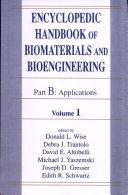 Encyclopedic Handbook of Biomaterials and Bioengineering  v  1 2  Applications Book