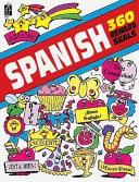 360 Spanish Reward Stickers