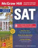 McGraw-Hill Education SAT 2022 Book