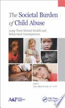 The Societal Burden of Child Abuse Book