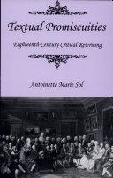Textual Promiscuities