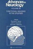 Functional Imaging in the Epilepsies