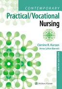 Contemporary Practical/Vocational Nursing Pdf/ePub eBook