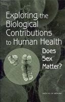 Exploring the Biological Contributions to Human Health Pdf/ePub eBook