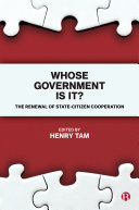 Whose government is it?