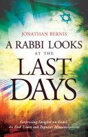 A Rabbi Looks at the Last Days Pdf/ePub eBook