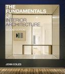 Fundamentals of Interior Architecture Book PDF