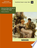 Victorian Short Stories of Troubled Marriages (EasyRead Super Large 18pt Edition)