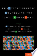 Practical Genetic Counseling for the Laboratory Book